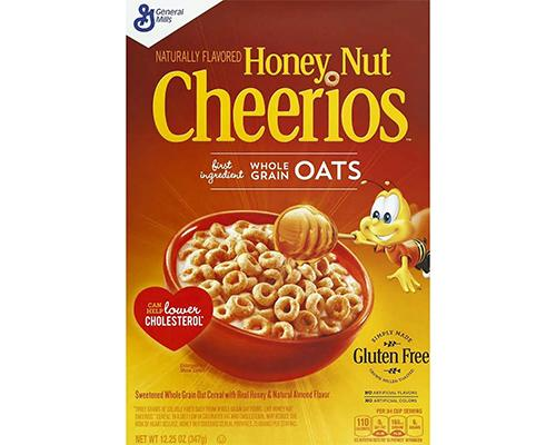 General Mills Honey Nut Cheerios
