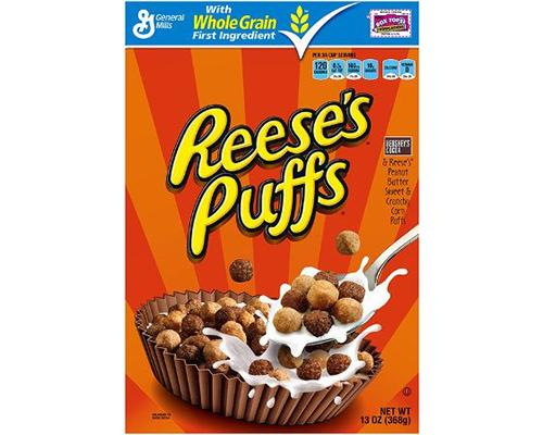 General Mills Reese's Puff