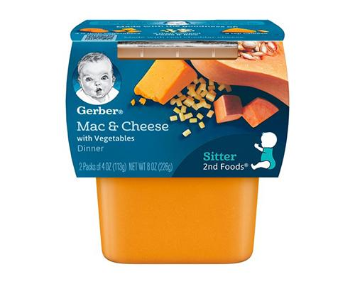 Gerber Mac & Cheese - 2pk