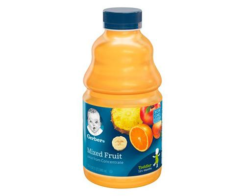 Gerber Mixed Juice