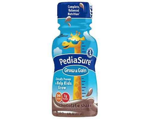 Gerber PediaSure Grow & Gain Chocolate Shake
