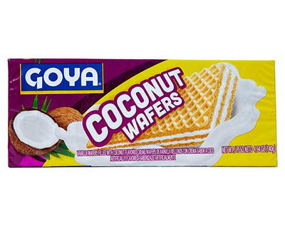 Goya Coconut Wafers