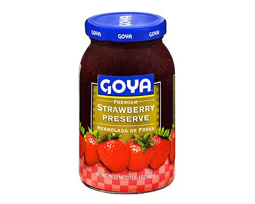 Goya Strawberry Preserve