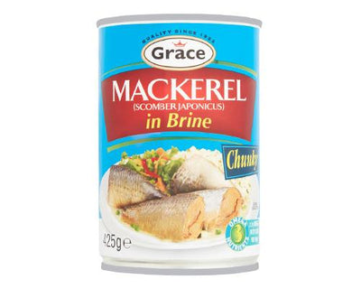 Grace Mackerel in Brine