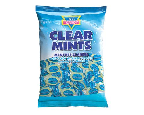 KC Candy Clear Mints