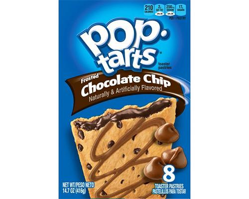 Kellogg's Pop Tarts Chocolate Chip - 8 ct