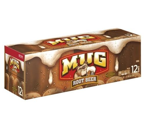 Mug Root Beer - Can 12pk