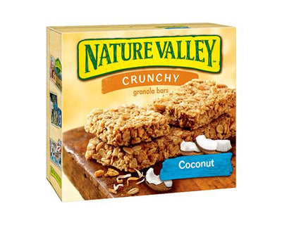 Nature Valley Crunchy Coconut - 6 ct