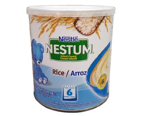 Nestum Oats & Rice Baby Cereal