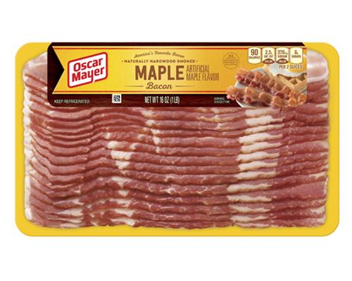 Oscar Mayer Maple Bacon