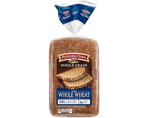 Pepperidge Farm 100% Whole Wheat Bread