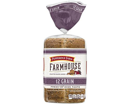 Pepperidge Farm 12 Grain Bread