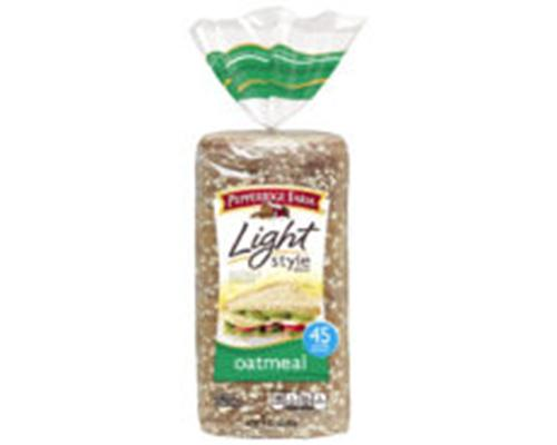 Pepperidge Farm Oatmeal Bread Light