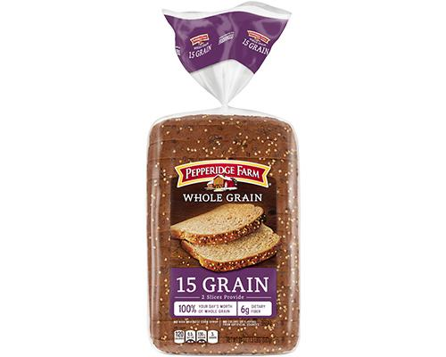 Pepperidge Farm Whole Grain 15 Grain