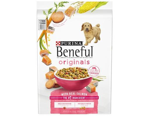 Purina Beneful With Real Salmon