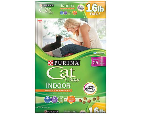 Purina Cat Chow Indoor Immune Health Blend