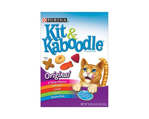 Purina Kit & Kaboodle Original Cat Food