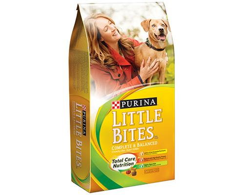 Purina Little Bites For Small Dogs
