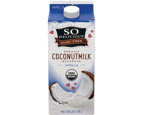 So Delicious Coconut Milk Vanilla