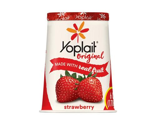 Yoplait Yogurt Strawberry