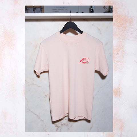 PINK OYSTER T-SHIRT