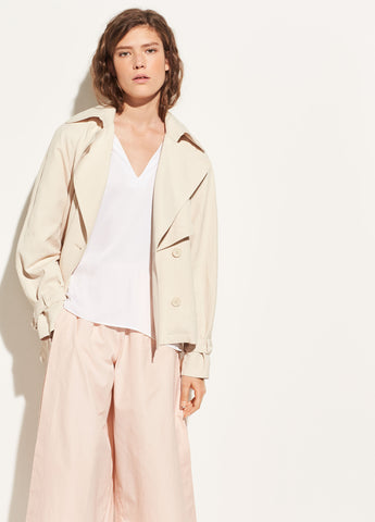 Cropped Trench in Sandstone