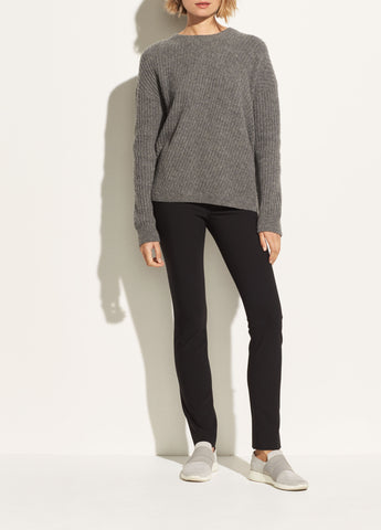 Coin Pocket Legging in Black