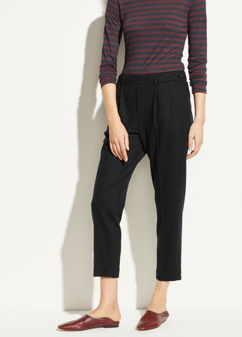 Cozy Pull On Pant in Black