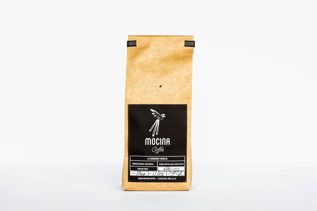 La Sagrada Familia Medium Roast Coffee