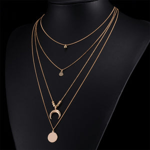 """Constellation Prize"" Multi-Layer Necklace"