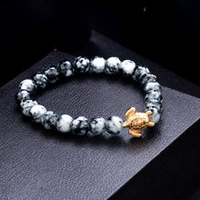 "Load image into Gallery viewer, ""Heal The World"" 5 Piece Turtle Foundation Bracelet Set"