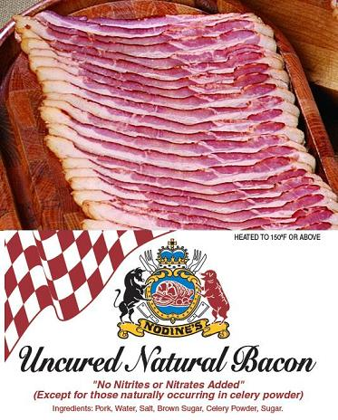 C74-Uncured Natural Bacon Sliced