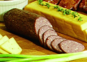 C33-All Beef Summer Sausage 8 oz.