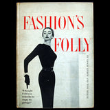 Fashion's Folly, photographies de Carl Perutz (1954)