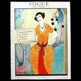 Vogue France (15 juillet 1920), couverture d'Helen Dryden