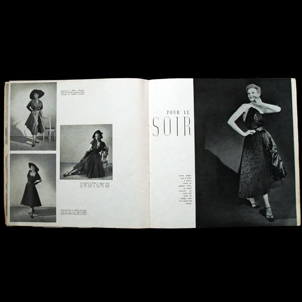 La collection de Christian Dior - Hiver 1949-1950