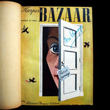 Harper's Bazaar, Buyers Advance Edition, mars, avril et mai 1939