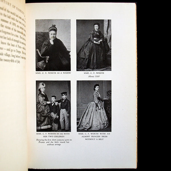 Worth - A Century of Fashion by Jean-Philippe Worth (1928)