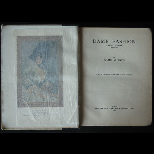 Dame Fashion Paris-London 1786-1912 (1913)