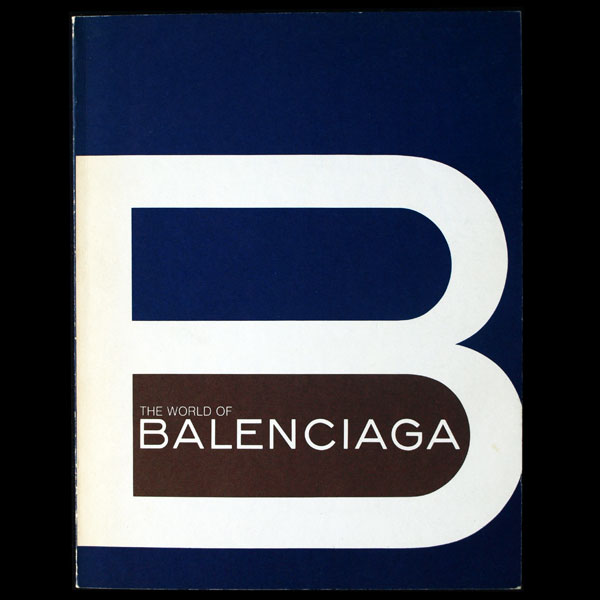 The World of Balenciaga - Metropolitan Museum (1973)
