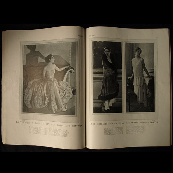 Vogue France (1er octobre 1924)