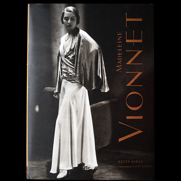 Vionnet -  Vionnet par Betty Kirke (2005)