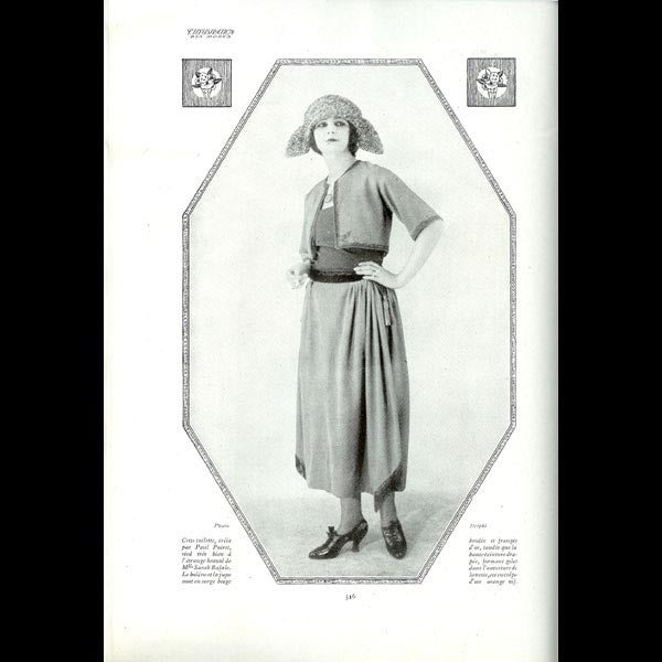 L'illustration des modes, 5 mai 1921