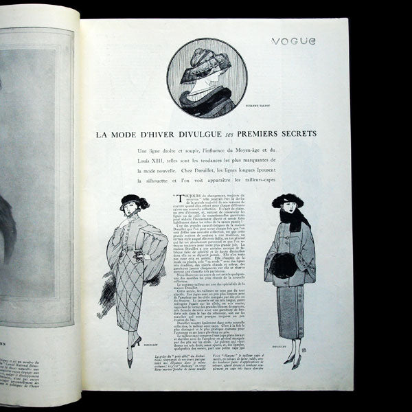 Vogue France (15 octobre 1920)