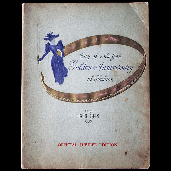 City of New York, Golden Anniversary of Fashion 1898-1948 (1948)