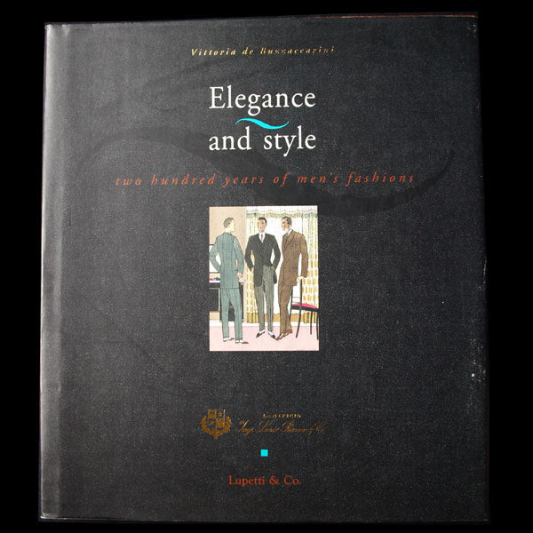 Elegance and Style: Two Hundred Years of Men's Fashion (1992)