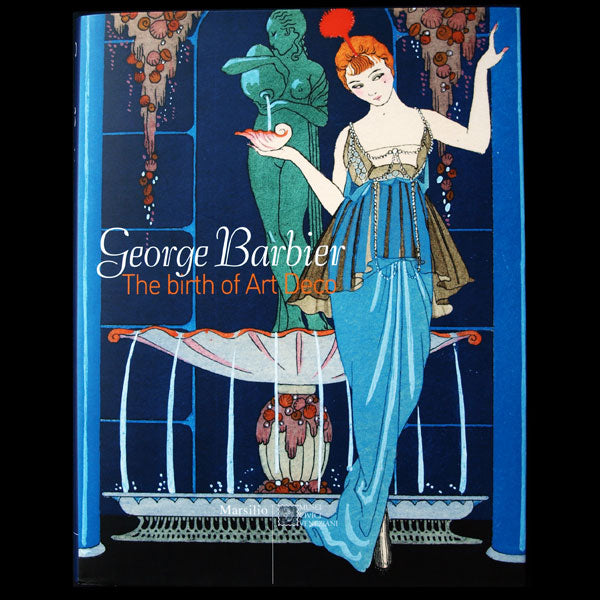 George Barbier, the Birth of Art Deco (2009)