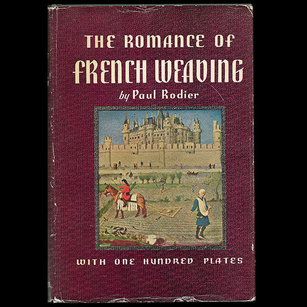 Rodier - The Romance of French Weaving (1936)