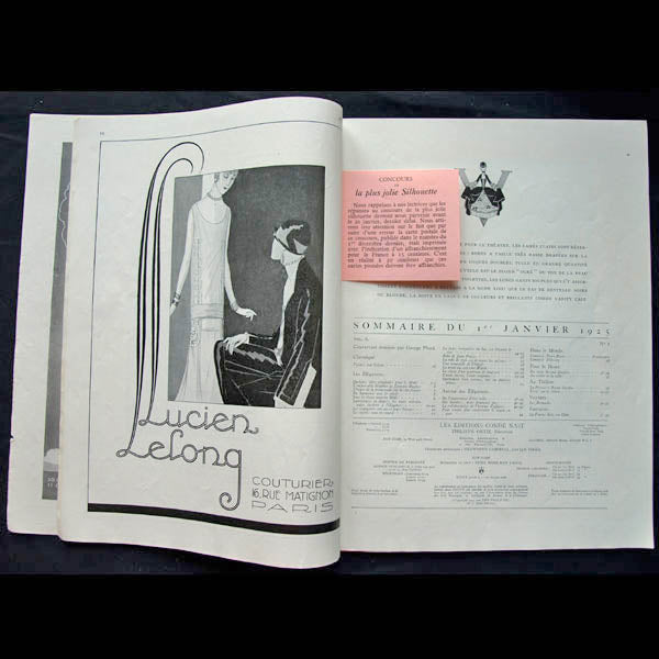 Vogue France (1er janvier 1925)