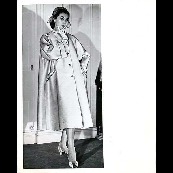 Christian Dior - Manteau (1952)